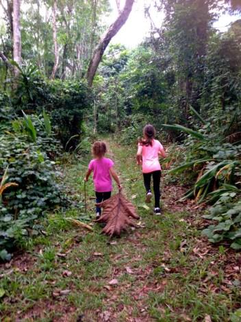 La Mesa Nature Reserve - Photo by Manila for Kids